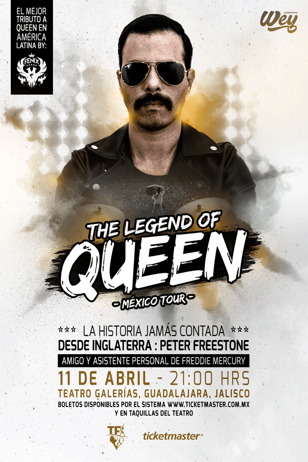 The Legend of Queen - Guadalajara