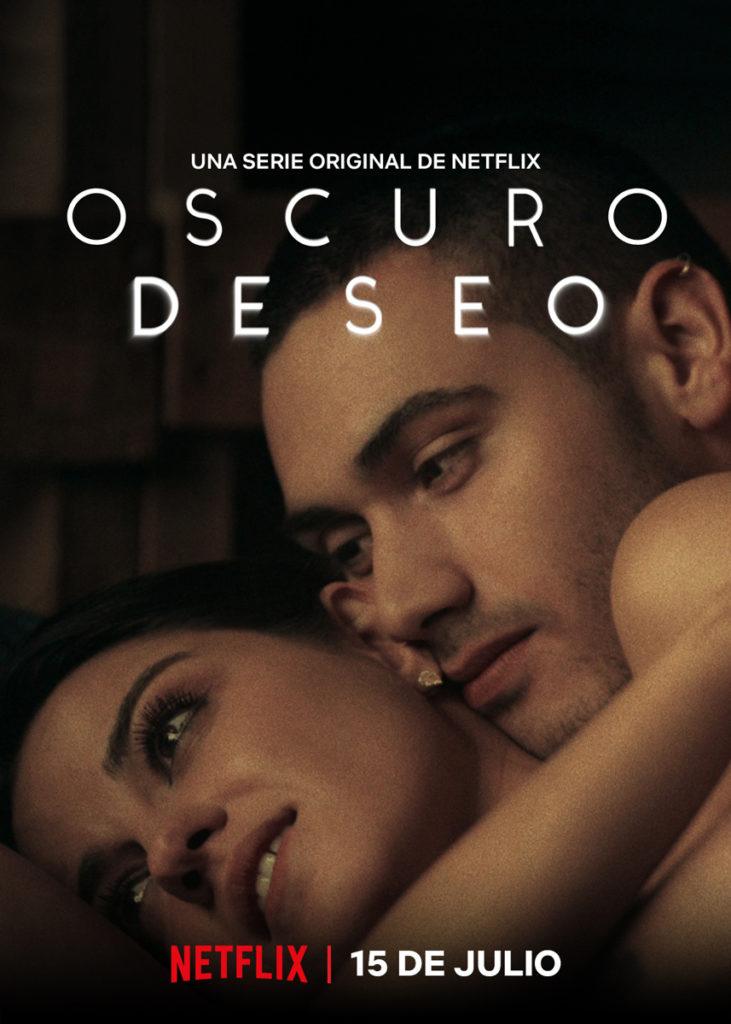 oscuro deseo poster